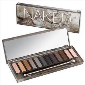 New Naked Palette - Smokey